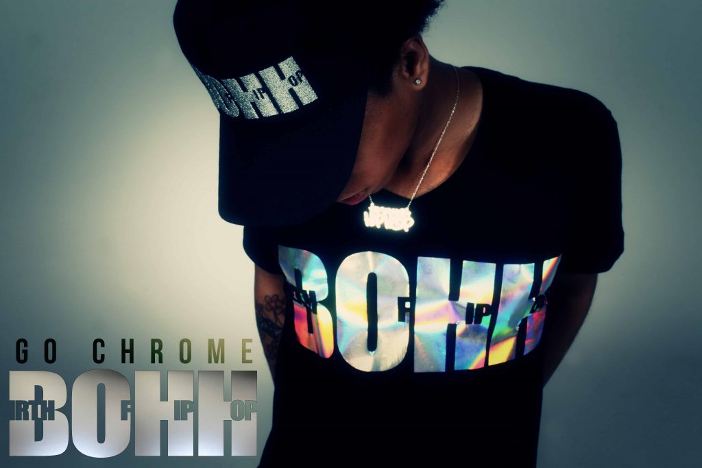 Chrome_T-shirt